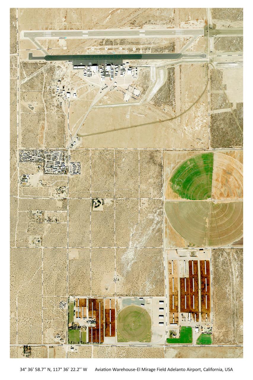 Aviation Warehouse, El Mirage Field Adelanto Airport