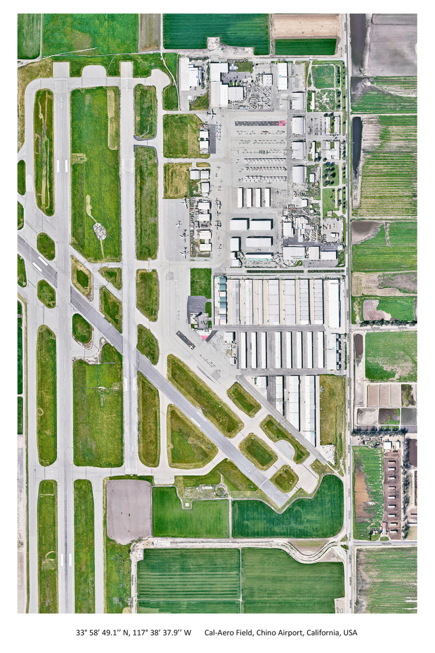 Cal-Aero Field, Chino Airport