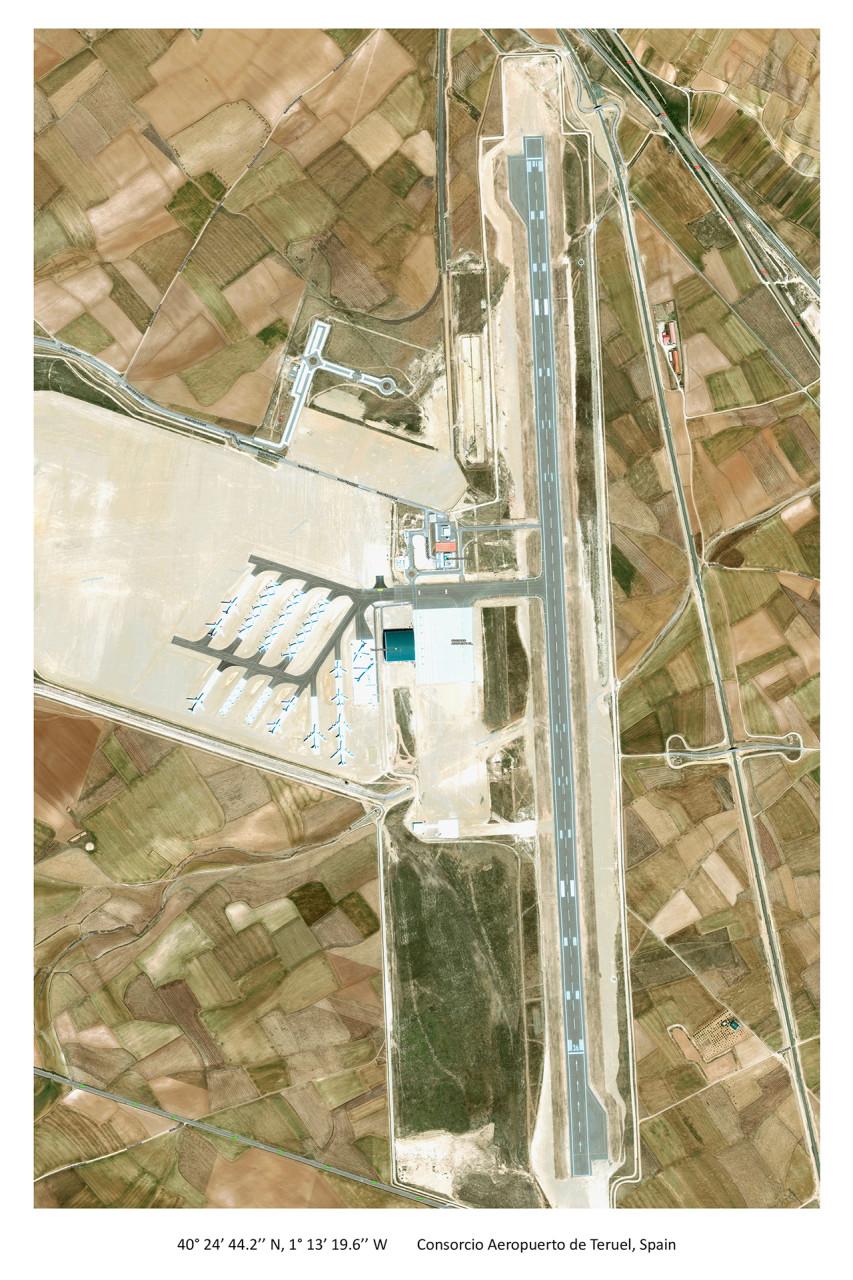 Consorcio Aeropuerto de Teruel, Spain