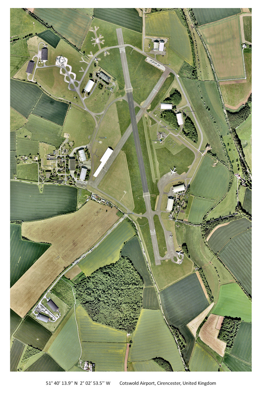 Cotswold Airport, Cirencester, United Kingdom (1)