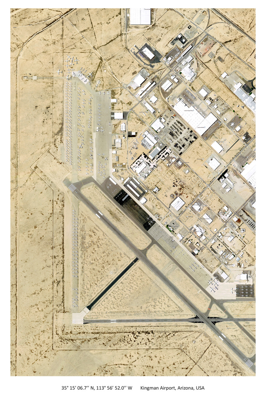 Kingman Airport, Arizona, USA