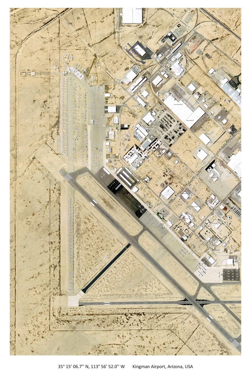Kingman Airport, Arizona, USA