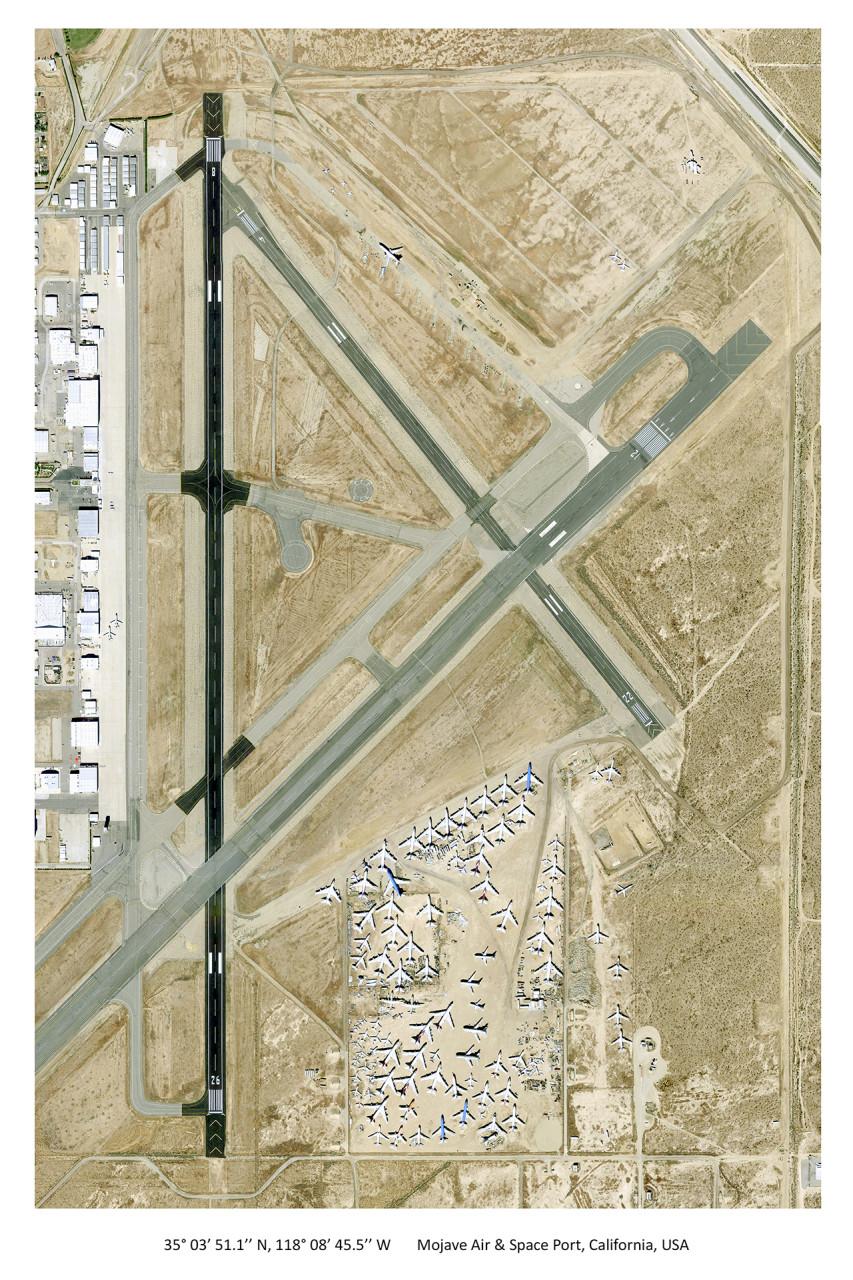 Mojave Air & Space Port, California, USA