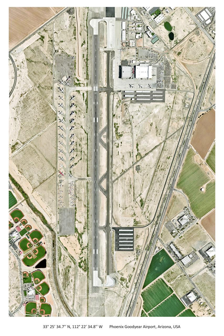 Phoenix Goodyear Airport, Arizona, USA
