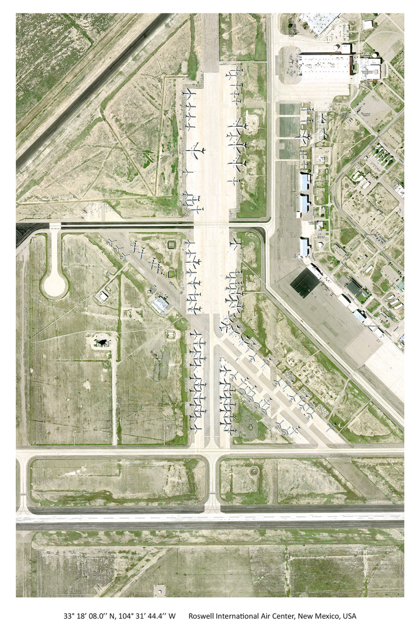 Roswell International Air Center, New Mexico, USA
