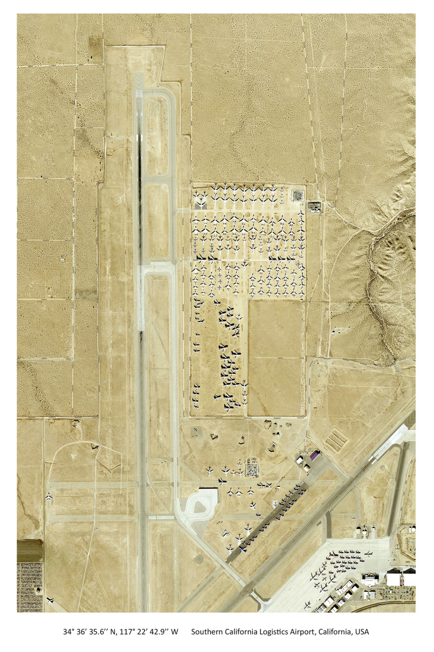 Southern California Logistics Airport, California, USA
