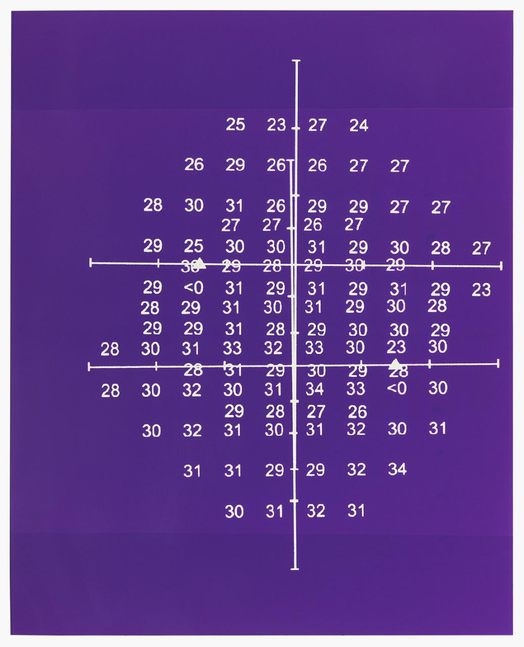 Visual field (Purple)