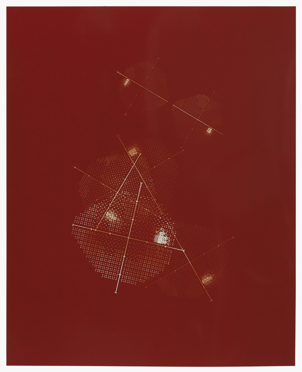Visual field (Red)